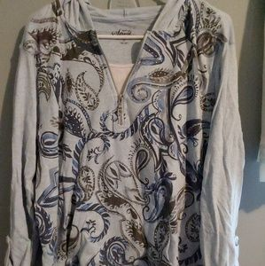 2x Style and Co fashion pullover